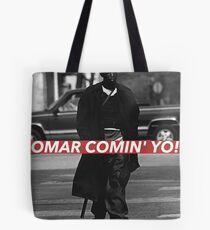 OMAR Tote Bag