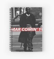 OMAR Spiral Notebook