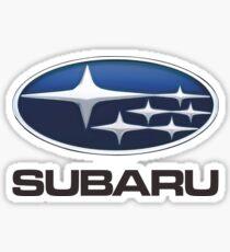 Subaru Merchandise Sticker
