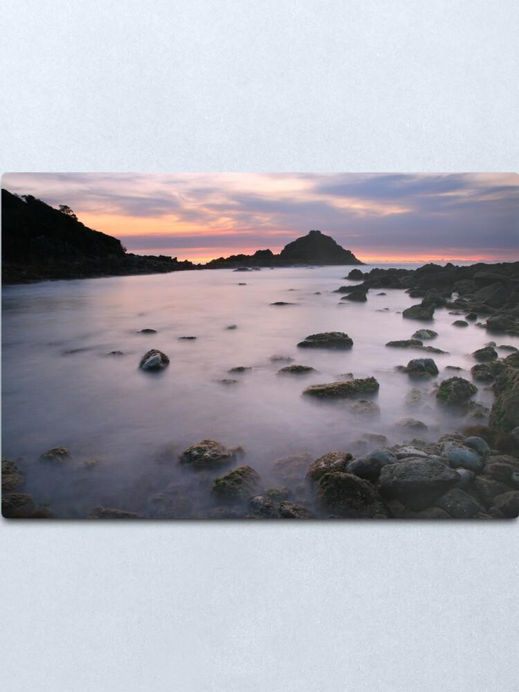 Alternate view of Pre-dawn, Mimosa Rocks National Park, Australia Metal Print