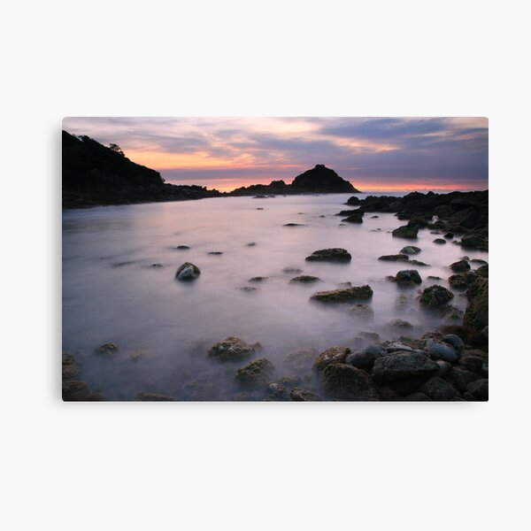 Pre-dawn, Mimosa Rocks National Park, Australia Canvas Print