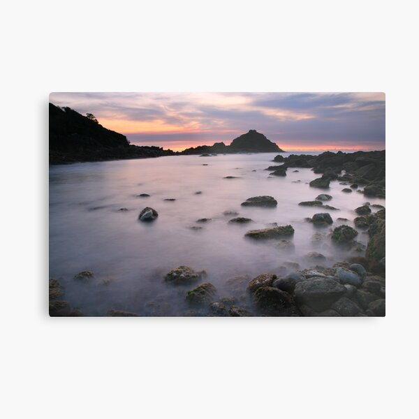 Pre-dawn, Mimosa Rocks National Park, Australia Metal Print