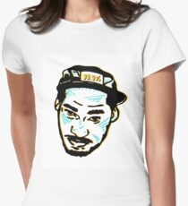 KAYTRA Women's Fitted T-Shirt