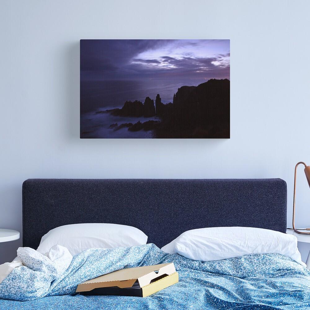 The Pinnacles at Dusk, Philip Island, Australia Canvas Print