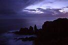 The Pinnacles at Dusk, Philip Island, Australia by Michael Boniwell