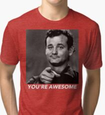 YOU'RE AWESOME Tri-blend T-Shirt