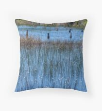 Hatpins Throw Pillow