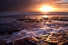 Marie Gabrielle Anchor, Shipwreck Coast, Australia by Michael Boniwell