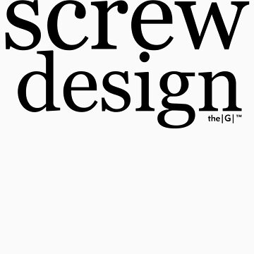 screw design by theG
