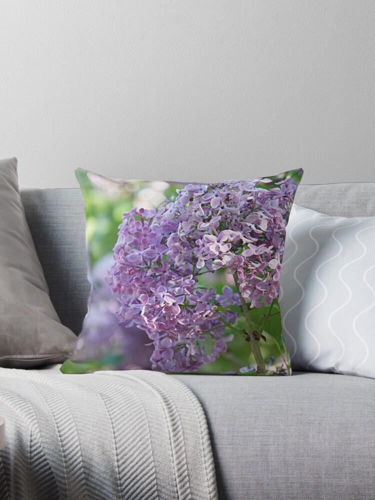Lilacs by Linda Crockett