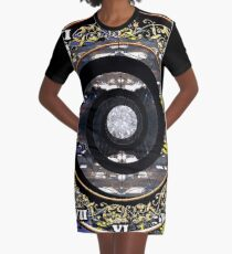 steampunk, cyberpunk, biopunk, nanopunk, technopunk Graphic T-Shirt Dress