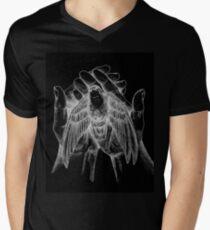 MURA MASA Men's V-Neck T-Shirt