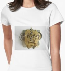 steampunk, cyberpunk, biopunk, nanopunk, technopunk Women's Fitted T-Shirt