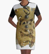 steampunk, cyberpunk, biopunk, nanopunk, technopunk Graphic T-Shirt Dress