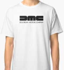 DMC - De Lorean motor Company Classic T-Shirt