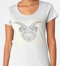 Churro Ram Women's Premium T-Shirt