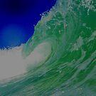 Rollin wave by Paul Doucette
