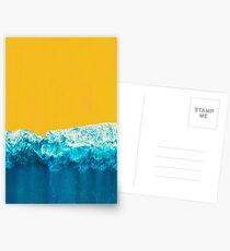 Yellow Tide Postcards