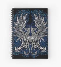 Cuaderno de espiral Comandante del gris