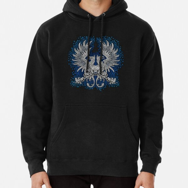 Commander of the Grey Pullover Hoodie