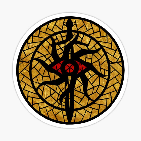 The Inquisition Sticker