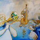 Blue jazz by Chicho Lorenzo