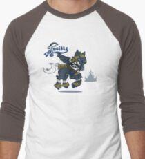 My Little Invincible  Men's Baseball ¾ T-Shirt