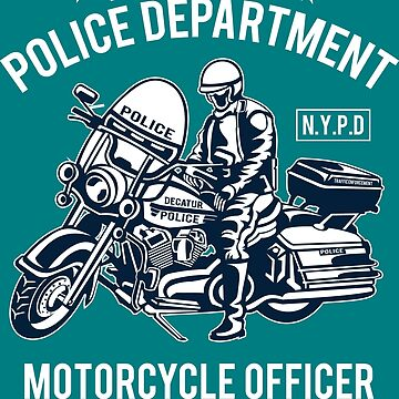 New York Police Department -  Motorcycle Officer by flipper42
