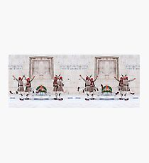 Presidential Guards Evzones X8PA Photographic Print