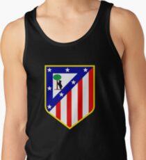 Camisetas de tirantes para hombre Atletico New Tshirt
