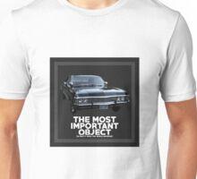 Supernatural Impala Print- Swan Song Unisex T-Shirt