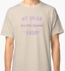 St Olaf Butter Queen Classic T-Shirt