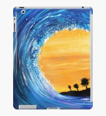 Tidal Wave iPad Case/Skin