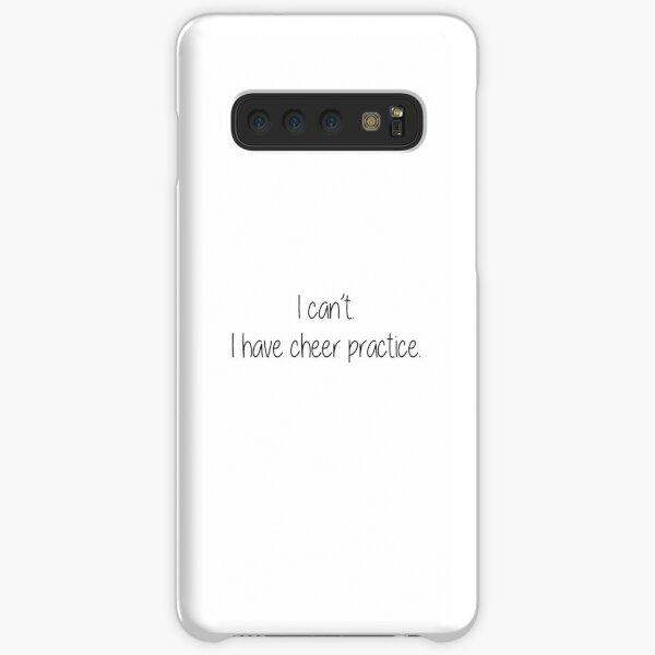 Cheer Practice Samsung Galaxy Snap Case