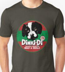 Dinki Di Dog Food Unisex T-Shirt