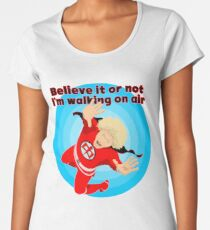 Believe or Not Women's Premium T-Shirt