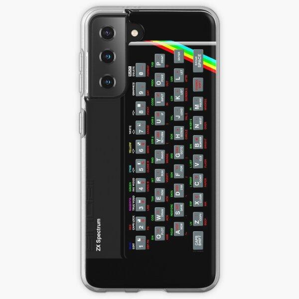 ZX Spectrum Samsung Galaxy Soft Case