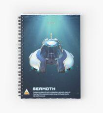 Cuaderno de espiral Seamoth