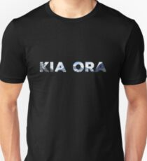 Kia Ora New Zealand Unisex T-Shirt