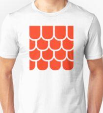 Roof tile Unisex T-Shirt