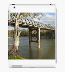 Murray River at Corowa iPad Case/Skin