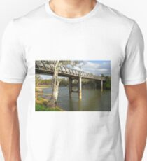 Murray River at Corowa Unisex T-Shirt