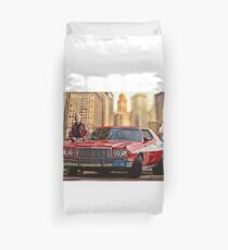 Starsky and Hutch Duvet Cover
