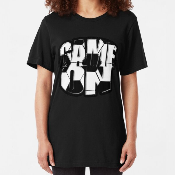 Game On Soccer Style Slim Fit T-Shirt