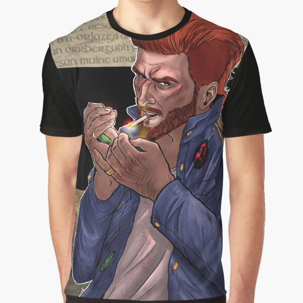 Mad Sweeney Graphic T-Shirt