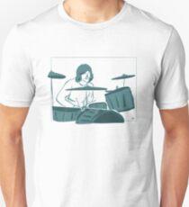 John Bonham - Bonzo - Led Zeppelin Unisex T-Shirt