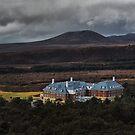 Chateau Tongariro by Peter Kurdulija