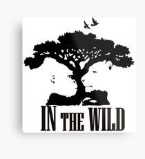 Wild Nature animals Tiger nature ecology Metal Print