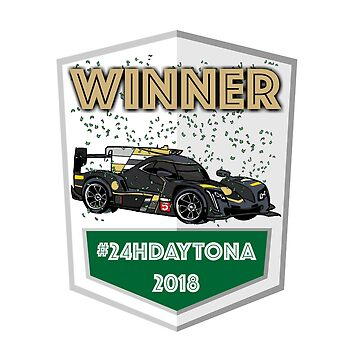WINNER 24H DAYTONA 2018 by Cirebox