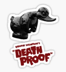 Death Proof - Duck Sticker
